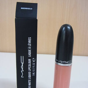MAC Cosmetics Makeup - NIB MAC MADEMOISELLE Retro Matte Liquid lipstick